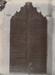 Carved wooden door, Amber Palace 10031588